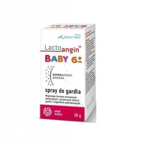 Lactoangin Baby aer.do gardł. 30 g | Apteka internetowa, antyperspirant, avent, bioderma, bioliq, canpol, cera trądzikowa preparaty, dermokosmetyki, geriavit, grzybica leki bez recepty, himalaya, kreon, leki bez recepty, leki na grypę, leki na przeziębienie, leki na uspokojenie, mascara med., maxigra go, maxon, mensil, mugga, mustela, odchudzanie leki, odporność, pirolam, tabletki na ból gardła, test ciążowy, tran mollers, vichy, witamina d, wszy preparaty, zapalenie stawów, zestawy kosmetyków, ziaja