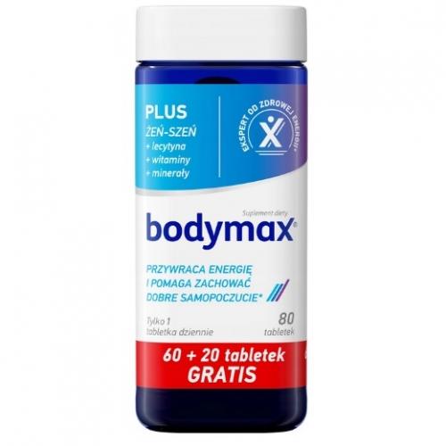BODYMAX Plus 60+20 tabl. GRATIS tabl. 80ta   Apteka internetowa, antyperspirant, avent, bioderma, bioliq, canpol, cera trądzikowa preparaty, dermokosmetyki, geriavit, grzybica leki bez recepty, himalaya, kreon, leki bez recepty, leki na grypę, leki na przeziębienie, leki na uspokojenie, mascara med., maxigra go, maxon, mensil, mugga, mustela, odchudzanie leki, odporność, pirolam, tabletki na ból gardła, test ciążowy, tran mollers, vichy, witamina d, wszy preparaty, zapalenie stawów, zestawy kosmetyków, ziaja