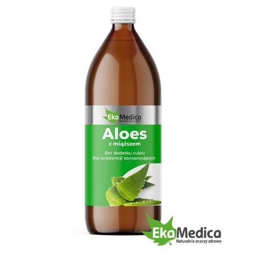 EkaMedica Aloes z miąższem 1l   Apteka internetowa, antyperspirant, avent, bioderma, bioliq, canpol, cera trądzikowa preparaty, dermokosmetyki, geriavit, grzybica leki bez recepty, himalaya, kreon, leki bez recepty, leki na grypę, leki na przeziębienie, leki na uspokojenie, mascara med., maxigra go, maxon, mensil, mugga, mustela, odchudzanie leki, odporność, pirolam, tabletki na ból gardła, test ciążowy, tran mollers, vichy, witamina d, wszy preparaty, zapalenie stawów, zestawy kosmetyków, ziaja