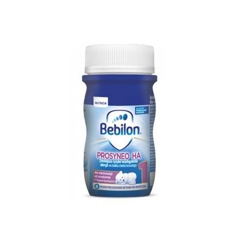 Bebilon Prosyneo HA 1 płyn 24 szt.a 90ml | Apteka internetowa, antyperspirant, avent, bioderma, bioliq, canpol, cera trądzikowa preparaty, dermokosmetyki, geriavit, grzybica leki bez recepty, himalaya, kreon, leki bez recepty, leki na grypę, leki na przeziębienie, leki na uspokojenie, mascara med., maxigra go, maxon, mensil, mugga, mustela, odchudzanie leki, odporność, pirolam, tabletki na ból gardła, test ciążowy, tran mollers, vichy, witamina d, wszy preparaty, zapalenie stawów, zestawy kosmetyków, ziaja