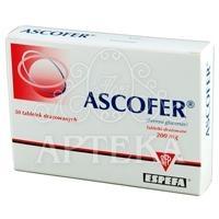 Ascofer draż. 50 szt.