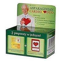 Asparginian CardioDuo tabl. 50 tabl.