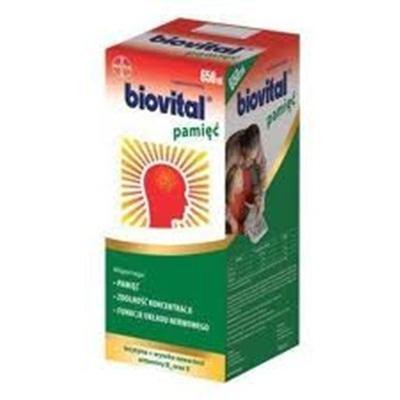 Biovital Pamięć płyn 650 ml