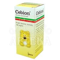 Cebion krople 0.1 g/1ml 30 ml