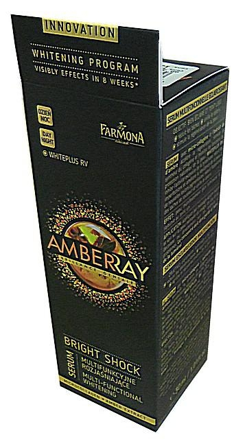 FARMONA AMBERRAY Serum d/twarzy 30ml