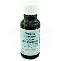 Fiolet gencj.1% rozt.wodny płyn 20 g