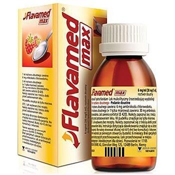 Flavamed Max rozt.doust. 6mg/1ml 100ml | Apteka internetowa, antyperspirant, avent, bioderma, bioliq, canpol, cera trądzikowa preparaty, dermokosmetyki, geriavit, grzybica leki bez recepty, himalaya, kreon, leki bez recepty, leki na grypę, leki na przeziębienie, leki na uspokojenie, mascara med., maxigra go, maxon, mensil, mugga, mustela, odchudzanie leki, odporność, pirolam, tabletki na ból gardła, test ciążowy, tran mollers, vichy, witamina d, wszy preparaty, zapalenie stawów, zestawy kosmetyków, ziaja