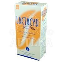 LACTACYD Emul.d/hig.intym. 200 ml