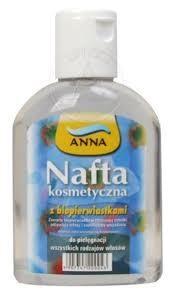 Nafta kosm. z biopierw. 160 ml /ANNA/ | Apteka internetowa, antyperspirant, avent, bioderma, bioliq, canpol, cera trądzikowa preparaty, dermokosmetyki, geriavit, grzybica leki bez recepty, himalaya, kreon, leki bez recepty, leki na grypę, leki na przeziębienie, leki na uspokojenie, mascara med., maxigra go, maxon, mensil, mugga, mustela, odchudzanie leki, odporność, pirolam, tabletki na ból gardła, test ciążowy, tran mollers, vichy, witamina d, wszy preparaty, zapalenie stawów, zestawy kosmetyków, ziaja