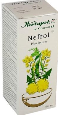 Nefrol płyn 100 g (kartonik)