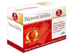 Novocardia supl. diety 40 kaps.