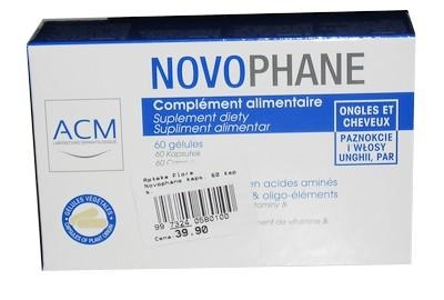Novophane kaps. 60 kaps.
