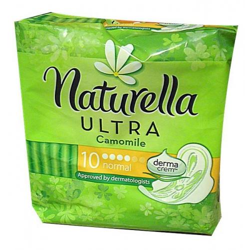 Podpaski NATURELLA ULTRA Normal 10 szt.