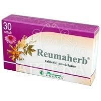 Reumaherb tabl.powl. 0,1 g 30 tabl.