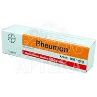Rheumon krem 0.1 g/1g 50 g