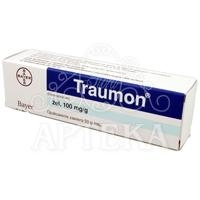 Traumon żel 0.1 g/1g 50 g