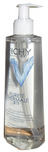 VICHY PURETE TH.Płyn micelar.d/dem. 400ml