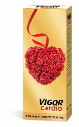 Vigor Cardio tonik b/alkoh. 1000 ml