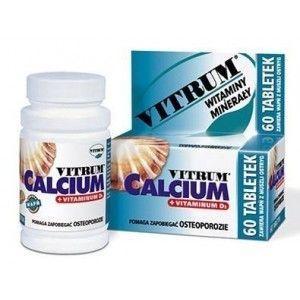 Vitrum Calcium 600 + Vit.D400 tabl. 60tabl