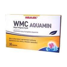WMC Wapń-Magnez-Cynk AQUAMIN tabl. 30tabl.