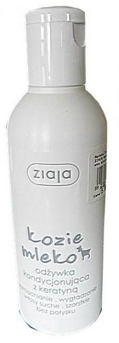ZIAJA Kozie Mleko Maska d/włosów 200 ml