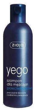 ZIAJA YEGO szampon p/łupież. 300ml