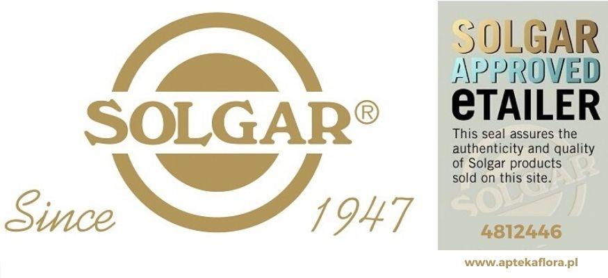 Produkty marki Solgar w Apteka Flora